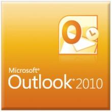 Resultado de imagem para outlook 2010 logo